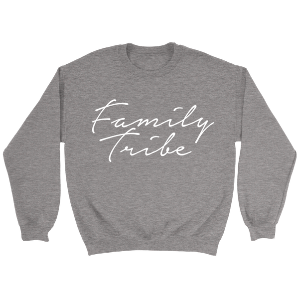 Family Tribe Hoodie and Sweatshirt