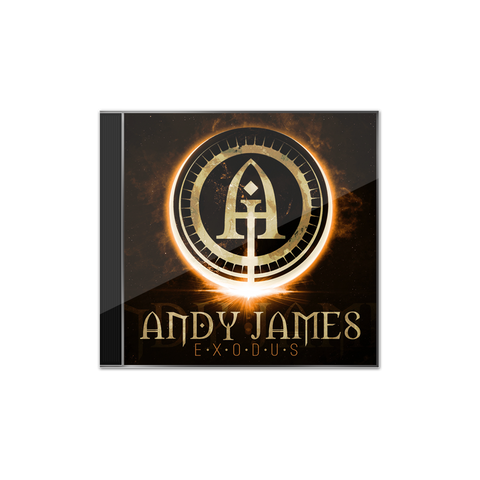 Andy James - 'Exodus' CD