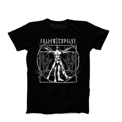 "Fallen Captive ""Mankind"" T-shirt"