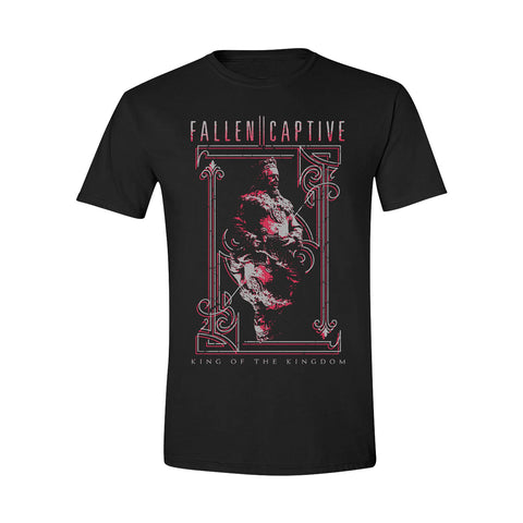Fallen Captive - King of the Kingdom Tee