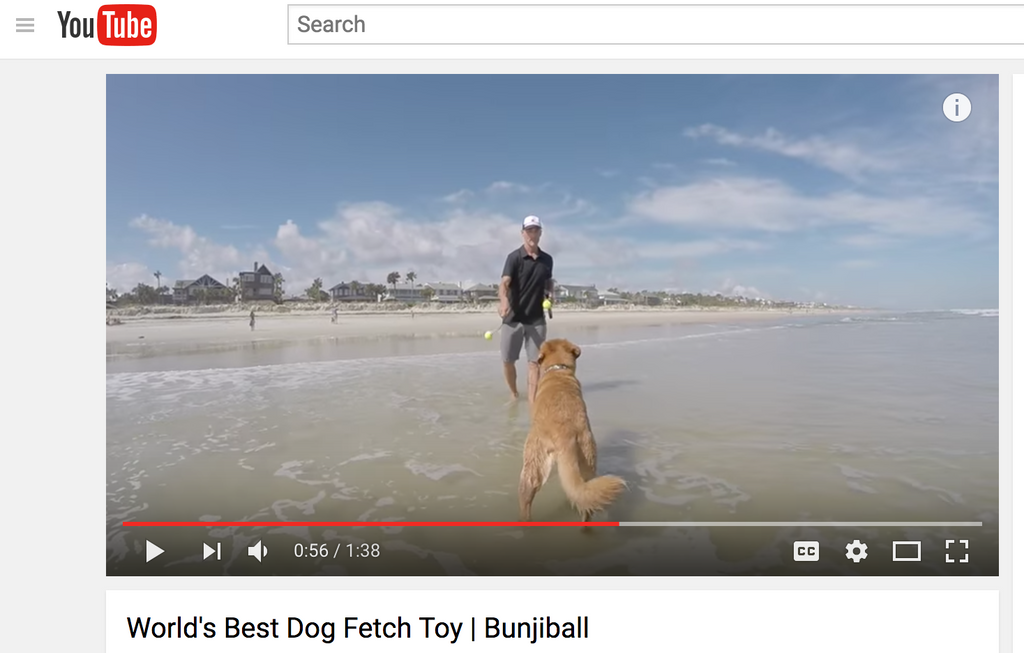 VIDEO // How Bunjiball Started