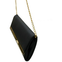 Night Out Clutch - Black