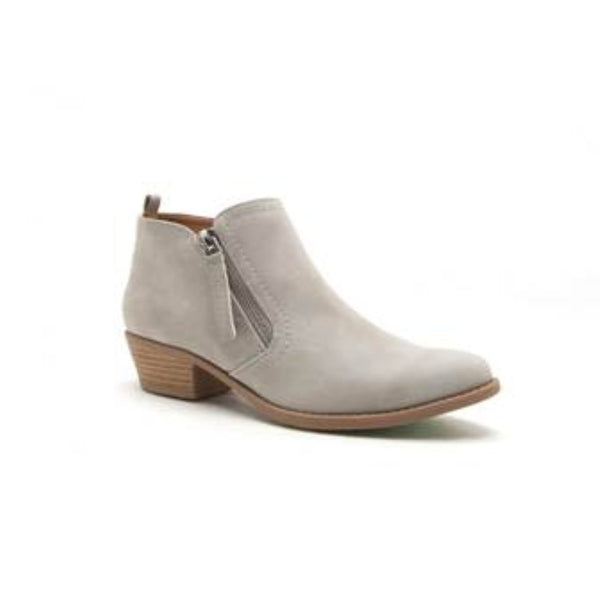 MYA - Grey Ankle Bootie