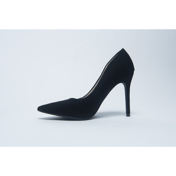 DARIANN - Classic Black Pumps - FINAL SALE