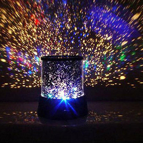 Amazing LED Night Sky Projector
