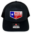 Twisted J Texas Cap