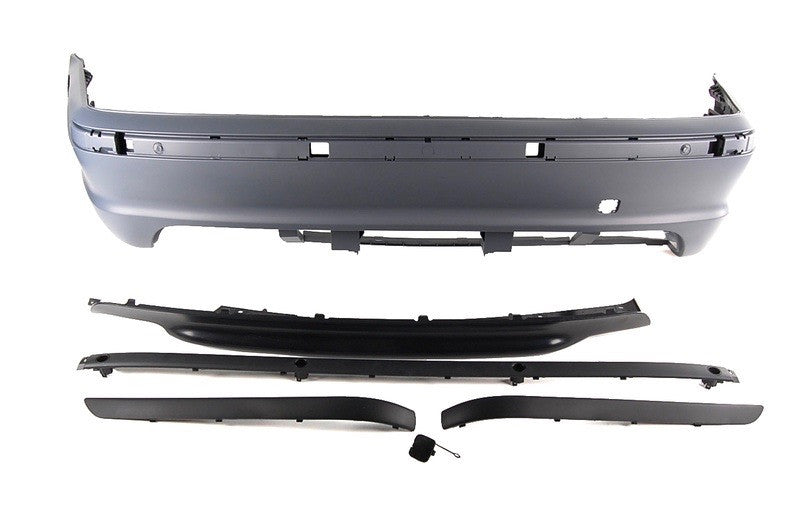 E46 M-Tech 2 Style Sedan Rear Bumper Conversion Kit