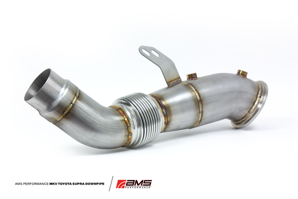 AMS Performance A90 Supra Stainless Downpipe