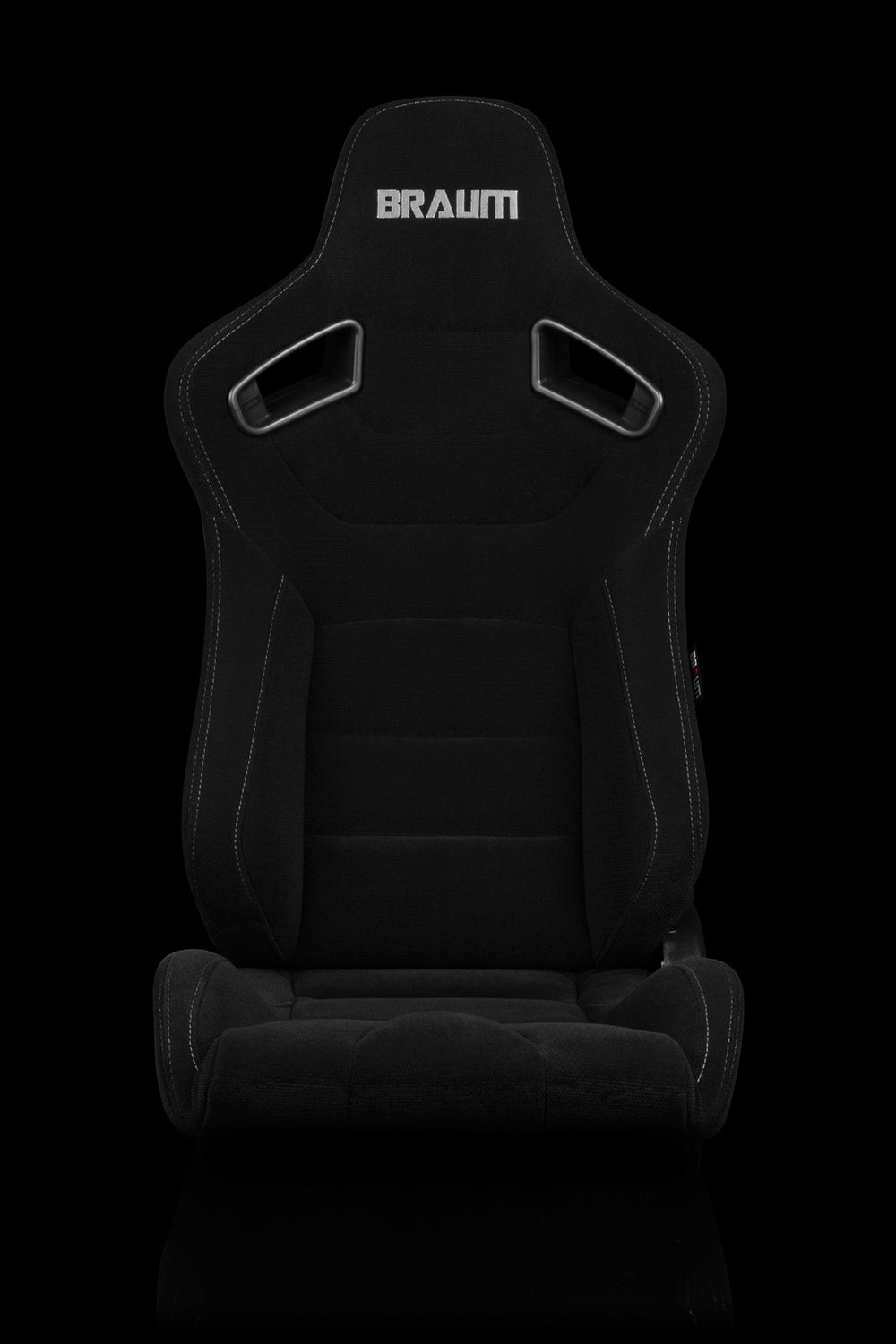 ELITE SERIES RACING SEATS (BLACK CLOTH) – PAIR