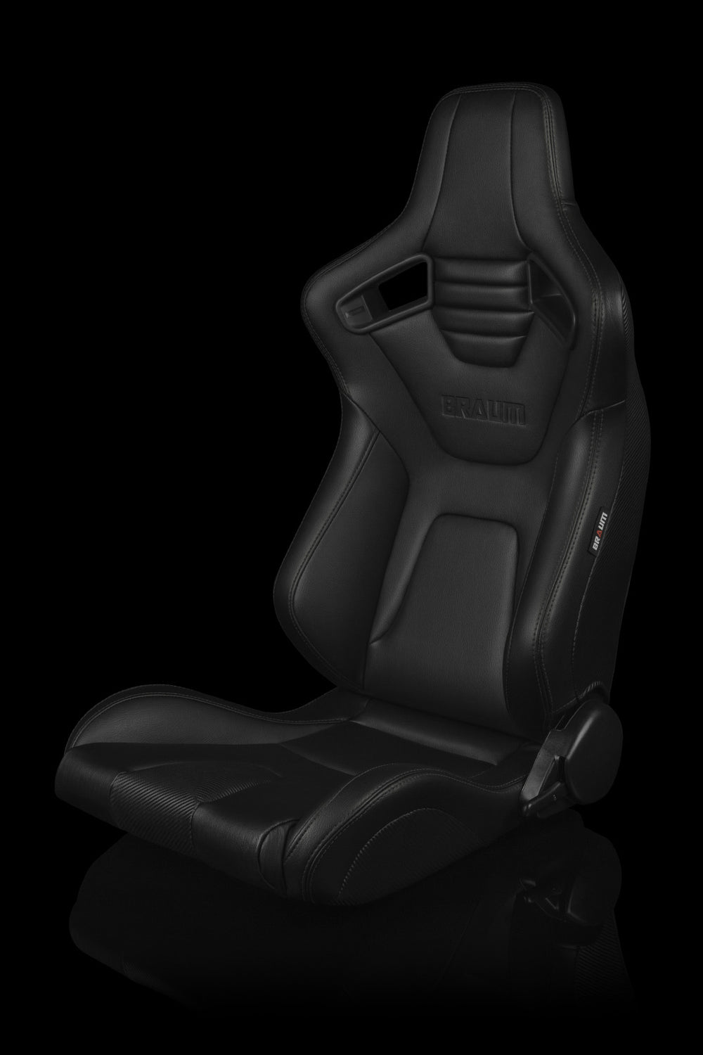ELITE-X SERIES RACING SEATS (BLACK STITCHING) – PAIR