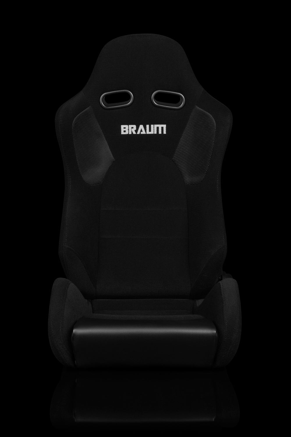 ADVAN SERIES RACING SEATS (BLACK CLOTH) – PAIR