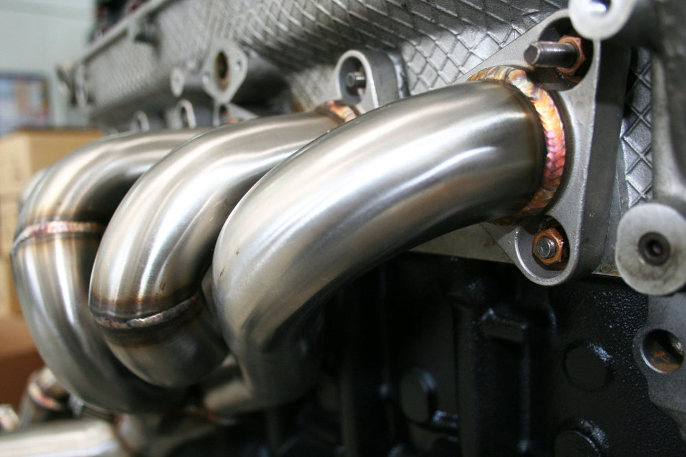 "E46 M3 ""CSL Style"" Active Autowerke Cat-less Headers"