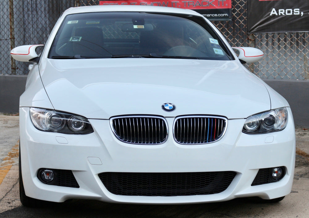 E92 M-Tech Style Front Bumper Conversion