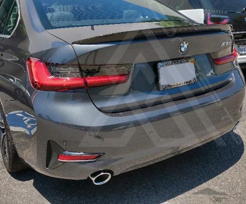 BMW G20 Carbon Fiber Performance Style Trunk Spoiler