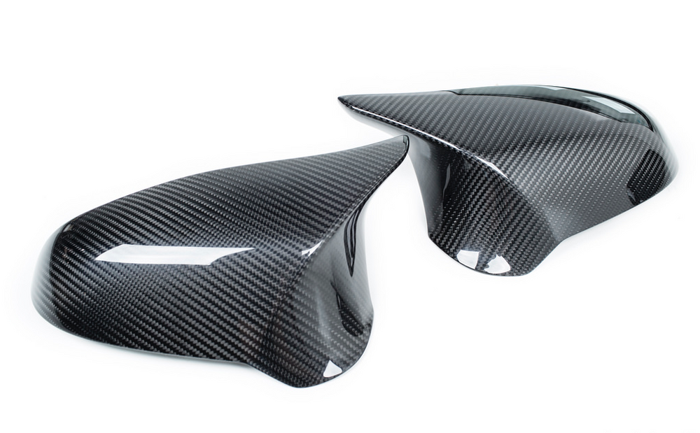 BMW F8x - Carbon Fiber Mirror Caps