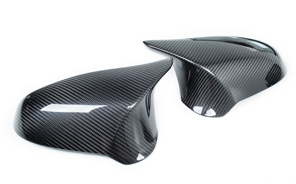BMW F8x - ECPR Carbon Fiber Mirror Caps