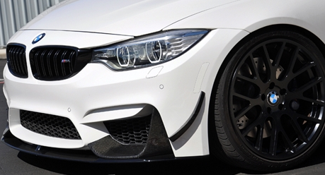 BMW F8X M3/M4 Carbon Fiber Canards