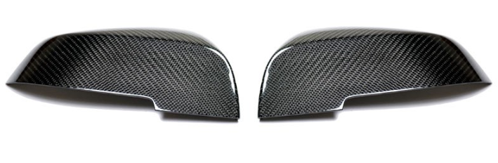 BMW F22/F30/F32 Carbon Fiber Mirror Replacements