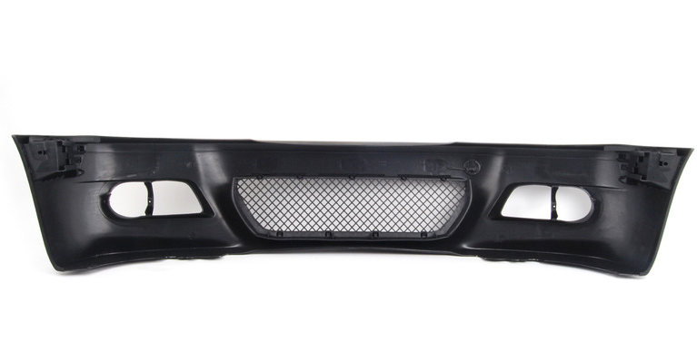 E46 M3 Style Front Bumper - Sedan Models With Production Dates From 09/2001