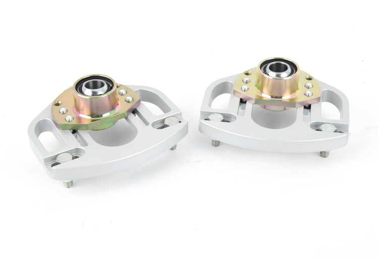 E46 Non-M3 Adjustable Camber/Caster Plates - for Stock Springs