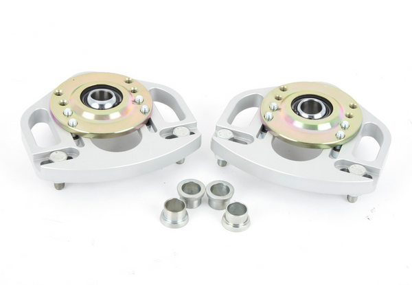 BMW E46 Adjustable Camber/Caster Plates - for Coilovers