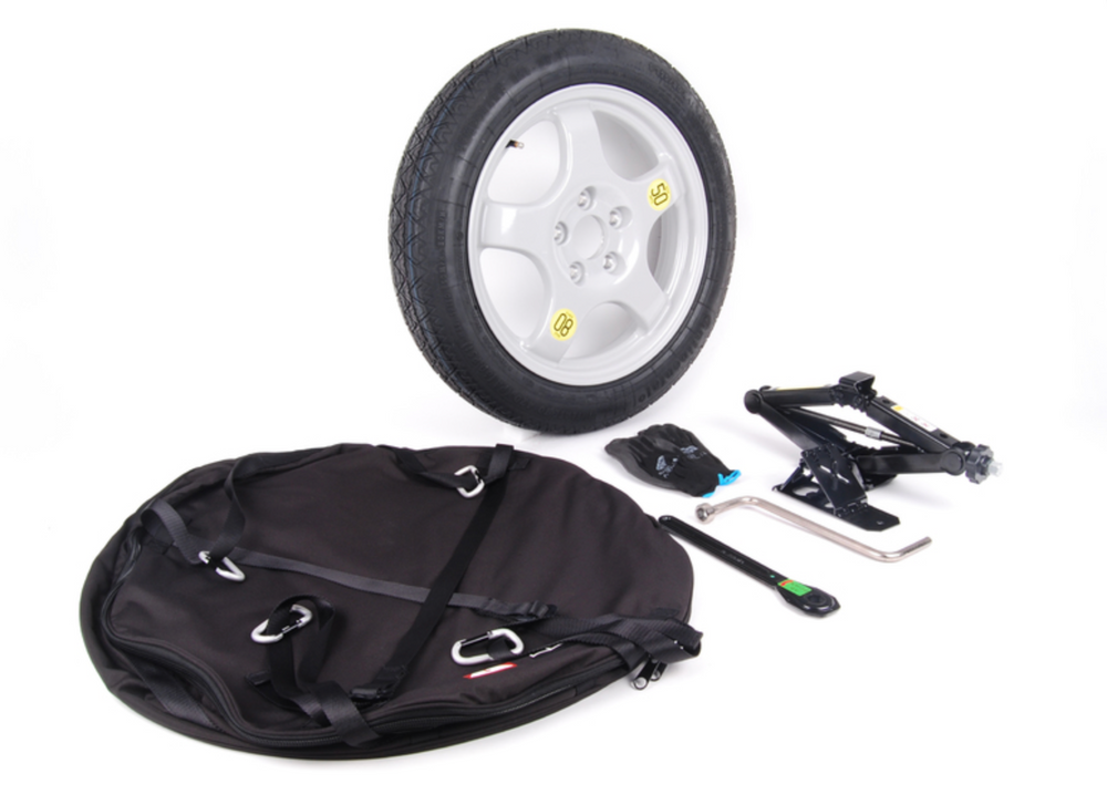 BMW Spare Tire Kit