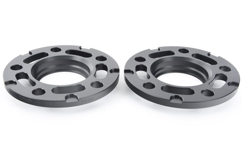 Turner Motorsport Black Wheel Spacer & Bolt Kit - 10mm