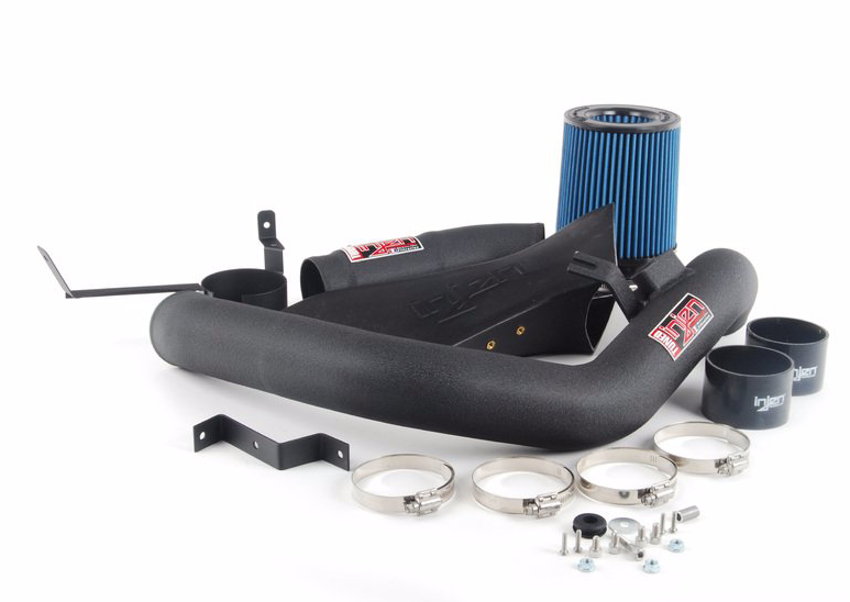 Injen SP Series Cold Air Intake - Wrinkle Black for BMW E82, E88, E90, E92 with N55 Engine