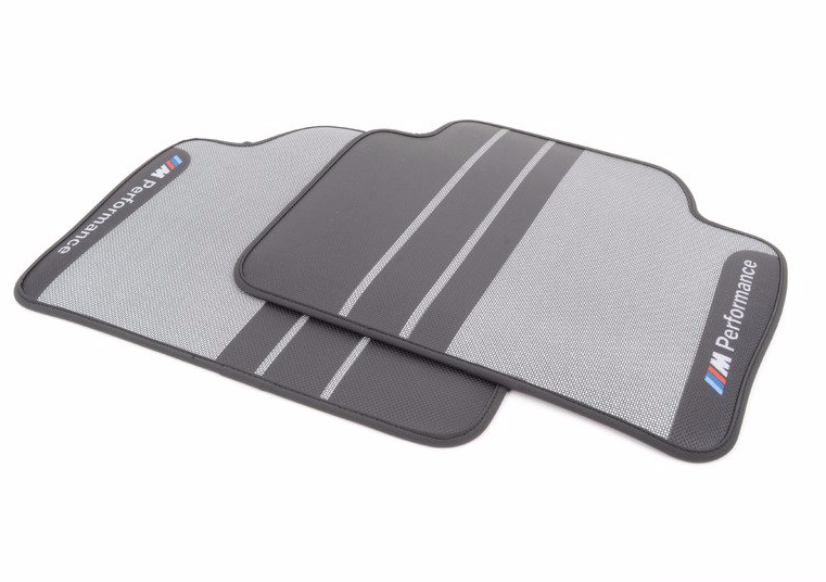 M Performance Carpeted Floor Mats - Rear