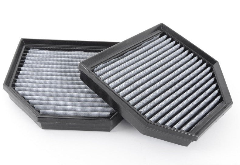 BMW F8x S55 AFE Pro Dry S Air Filter Set