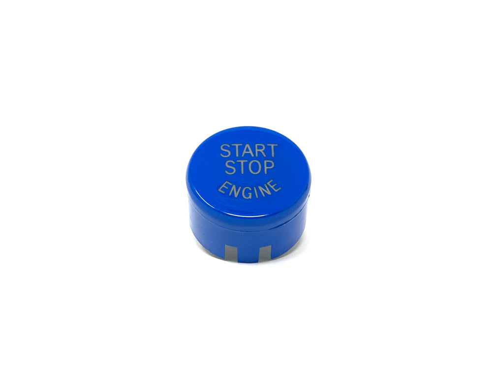BMW F80 M3, F82 M4 and F83 M3 Blue Start/Stop Button