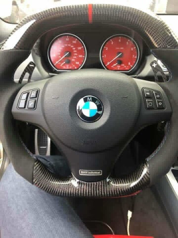 BMW E82 (MPH) - Cluster Overlays (FITS 135i ONLY)
