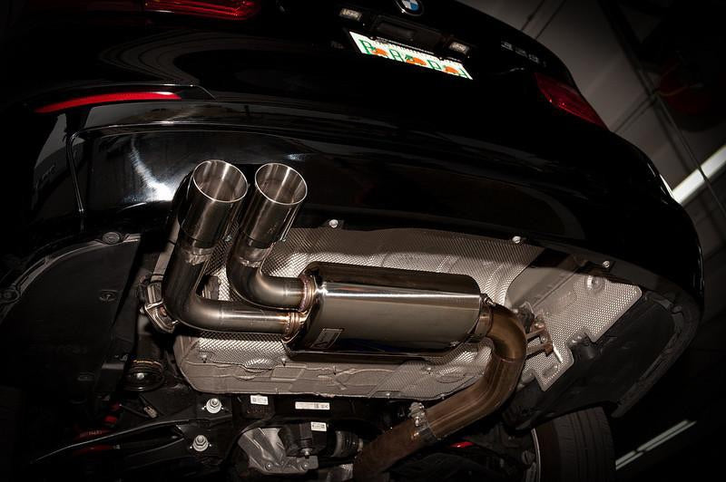 Active Autowerke BMW F22/F30 228i/328i Performance Exhaust