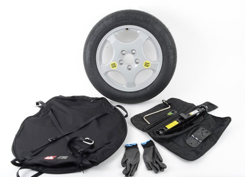BMW Spare Tire Kit for 5-Series F10 (For Vehicles Without M-Sport Brake Package)