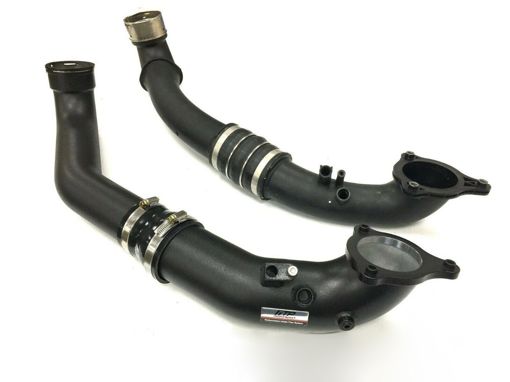 BMW B58 FTP - Black Charge Pipe Kit