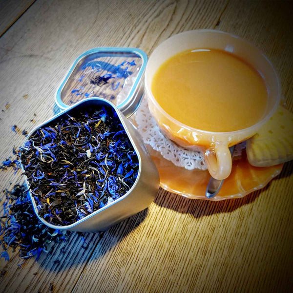 ClubREDdragon Tea - True Blue; Royal, that is