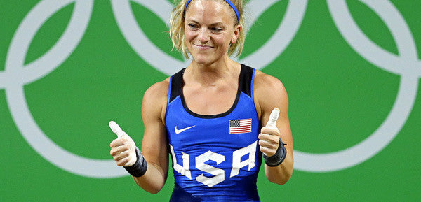 Morghan King 2016 Summer Olympic Recap