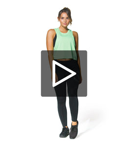 You added Pulse Crop Tank to your cart.