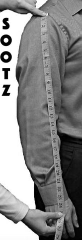 how to measure your sleeve