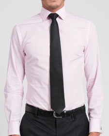 Sootz Faint Pink Custom Dress shirt - Sootz