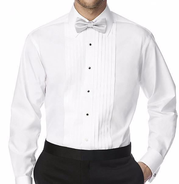 Sootz Royal Tuxedo Custom Made Dress Shirt - Sootz