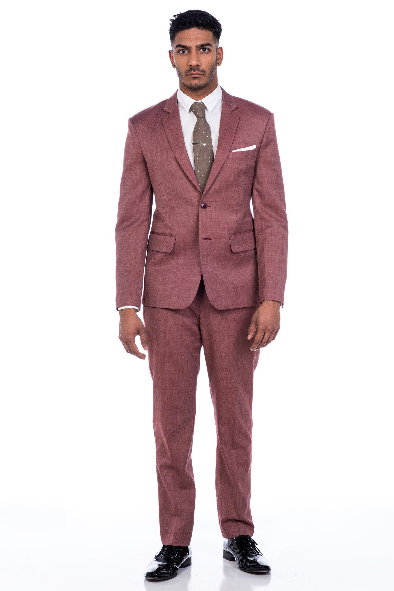 Suit - Sootz Cashmere Wool Chico Suit