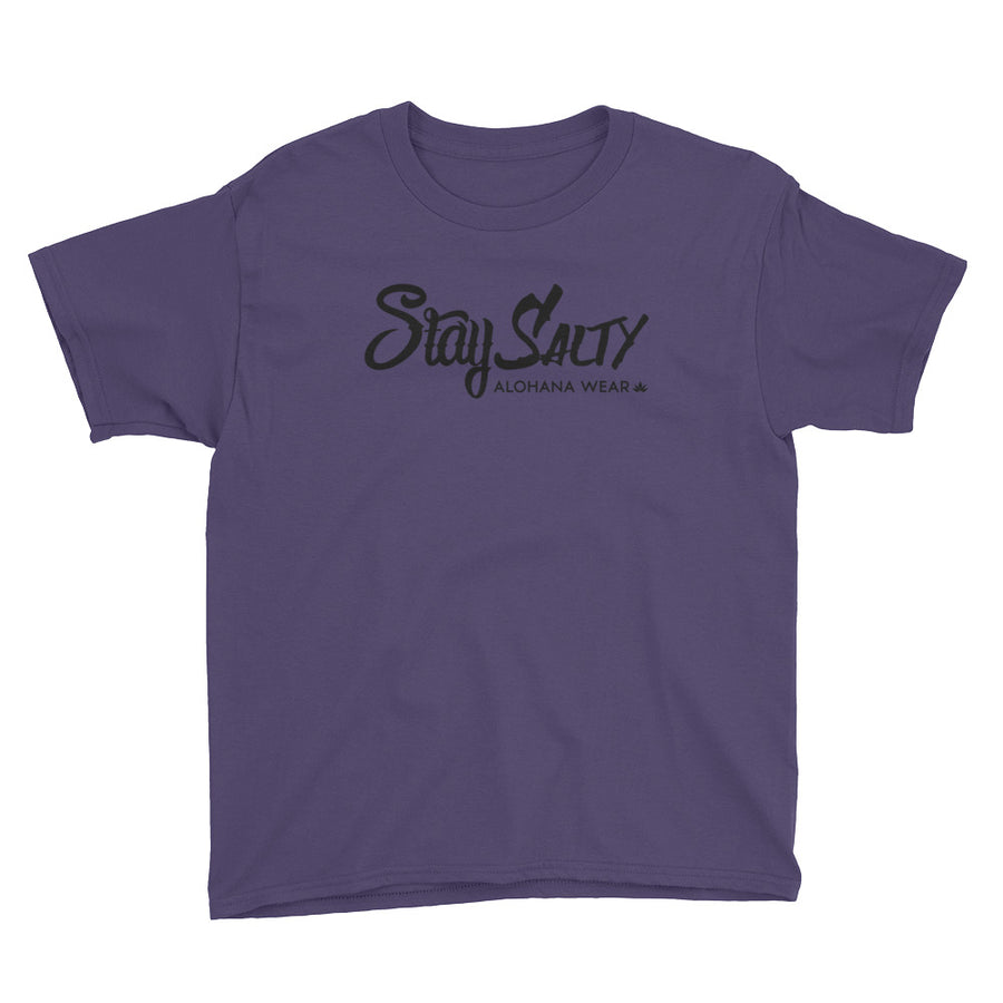 Stay Salty Kid's T-Shirt - alohanawear
