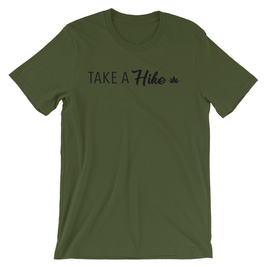 Take A Hike T-Shirt - alohanawear