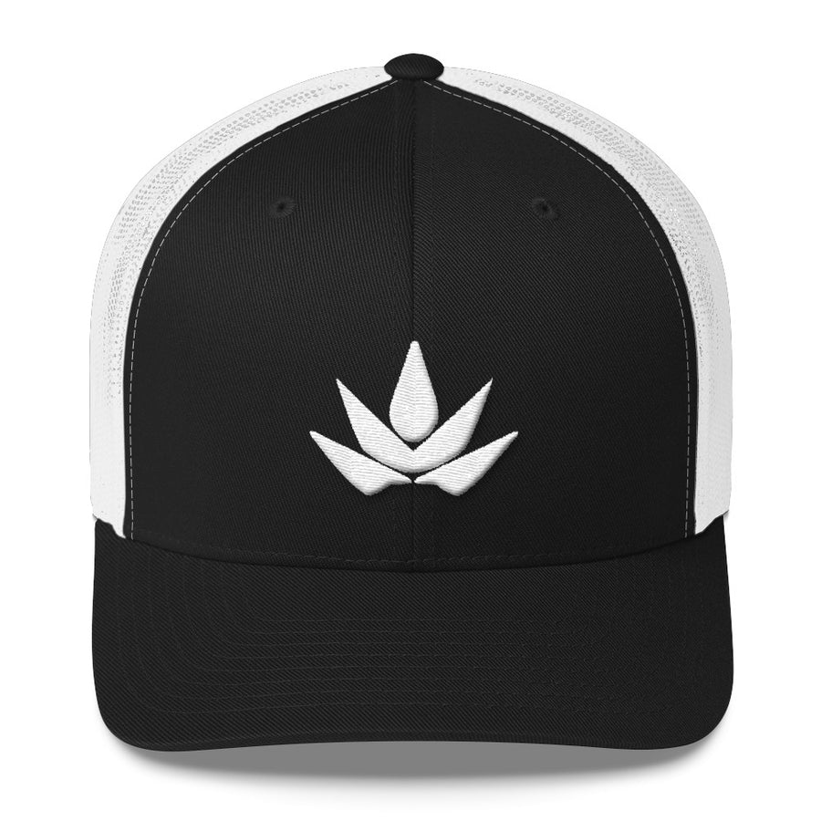 Pineapple Top Trucker Hat