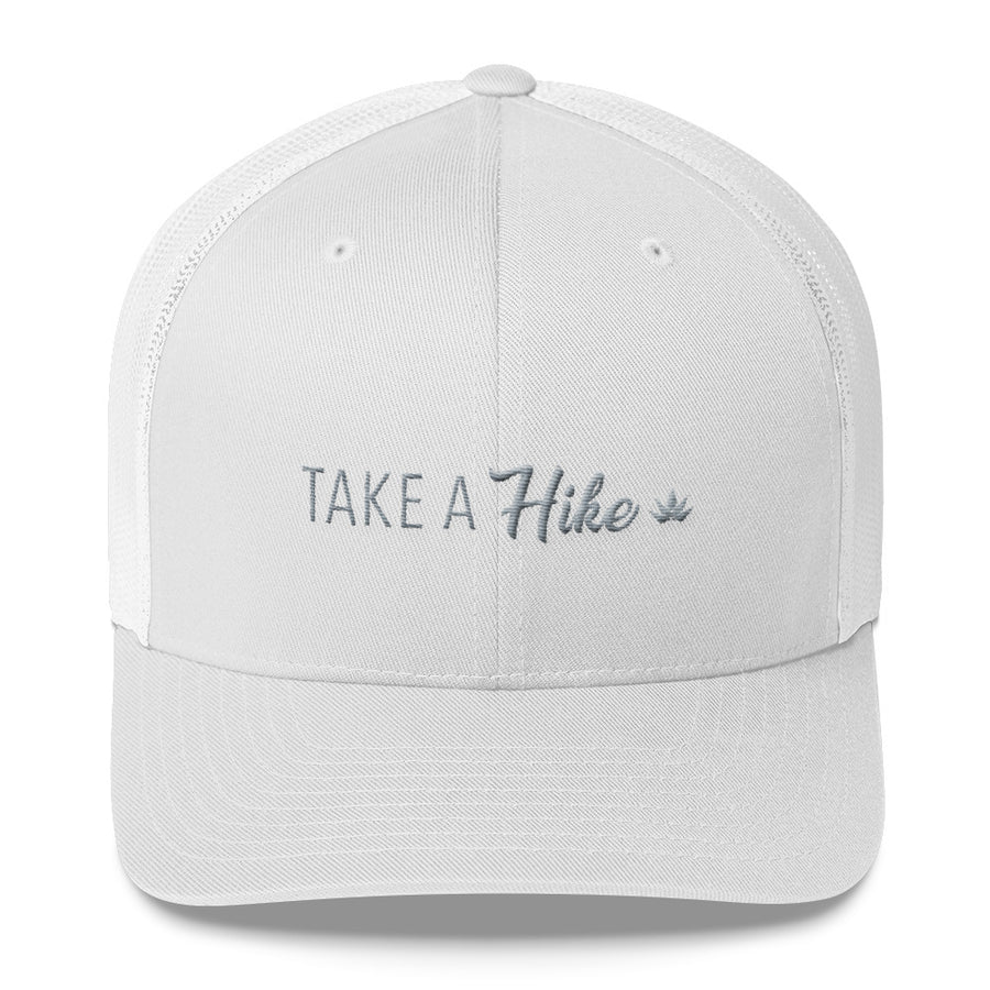 Take A Hike Trucker Hat - alohanawear