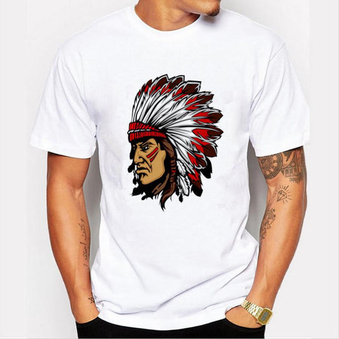 Men's Native American T-Shirts (3 Designs)