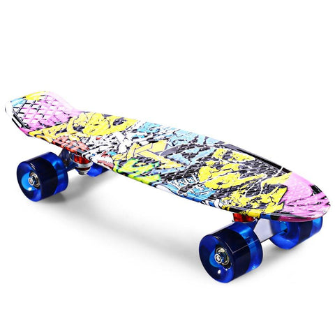 90's Graffiti Penny Board
