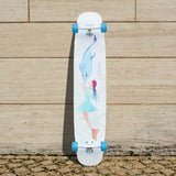 Mermaid Longboard