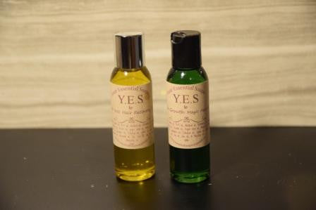 Hair Recovery Oil & Hair Growth Oil